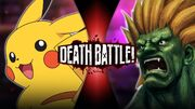 Pikachu VS Blanka Official