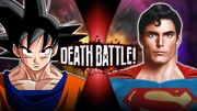 Goku VS Superman