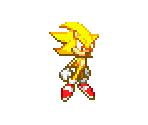 Super Sonic (Sprite)