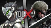 Genji VS Raiden (DBX)