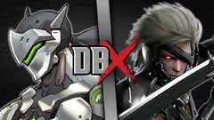 Genji VS Raiden (DBX)