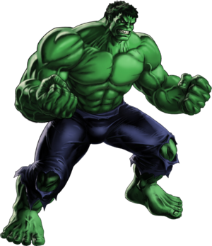 Hulk, the Green Goliath