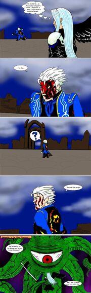 Sephirothvsvergilwithoutdeath