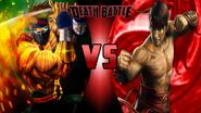 Jago vs. Liu Kang