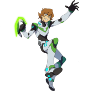 Pidge Gunderson, the Paladin of the Green Lion