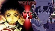 Ganta Igarashi vs. Yukiteru Amano