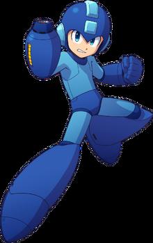 Mega Man (Mega Man 11)