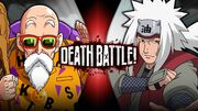 Roshi VS Jiraiya off