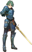 Alm, the Hero of Prophecy