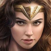 DB character Wonder Woman