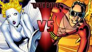 Morph vs. Plastic Man
