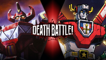 Official Power Rangers VS Voltron Thumbnail