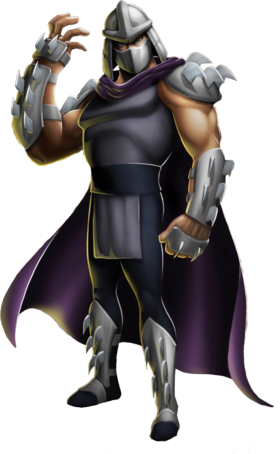 Shredder TMNT Legends
