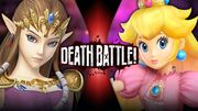 Zelda VS Peach Official