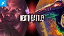 Death Battle Thumbnail Version 3.5 - Mace Windu VS Ridley