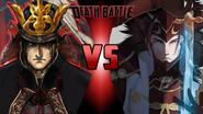 Genichiro Ashina vs. Ryoma