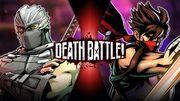 Ryu Hayabusa VS Strider Hiryu