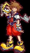 KH1 Sora Artwork