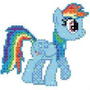 Rainbow Dash Sprite