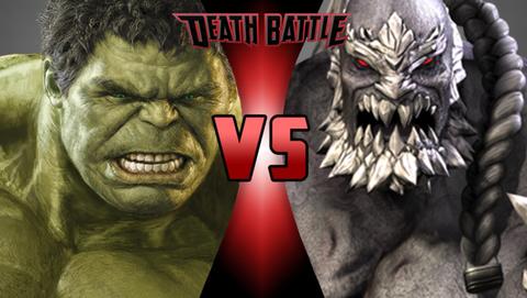 Image - Hulk VS Doomsday .png | DEATH BATTLE Wiki | FANDOM ... Doomsday Vs Hulk Death Battle