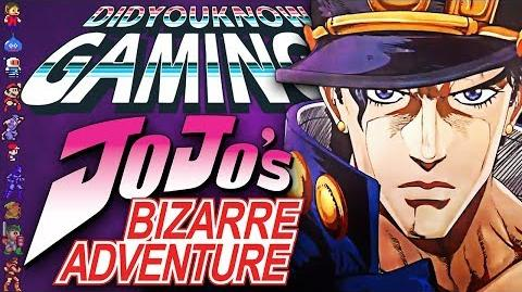Anime Games JoJo's Bizarre Adventure - Did You Know Gaming? Feat. Dazz