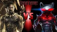 Erik Killmonger vs. Black Manta