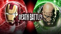 Iron Man vs Lex Luthor-Iron Warriors