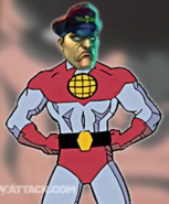M Bison The Hero