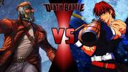 Star-Lord vs. Gene Starwind