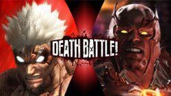 Asura VS Atrocitus (Yoshirocks92)