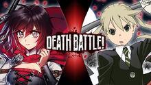 Death Battle Ruby Rose vs Maka Albarn