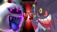 King Boo vs. Gengar