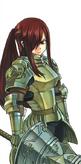 Erza's Piercing Armor