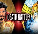 Doctor Strange VS Doctor Fate