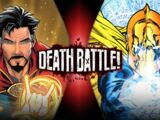 Doctor Strange VS Doctor Fate
