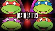 Teenage Mutant Ninja Turtles Battle Royale