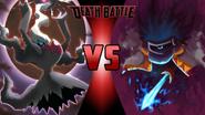 Darkrai vs. Dark Matter