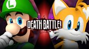 Luigi VS Tails Official