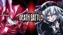 Death Battle Shalltear Bloodfallen vs Suigintou