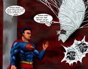 Batman vs spiderman no death
