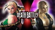 Cammy VS Sonya Official