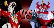 My top 10 death battles Voltron VS Megazord