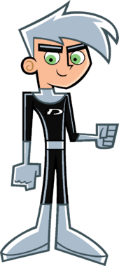 Danny phantom render