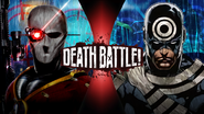 Deadshot vs Bullseye-Shoot the BullSeye