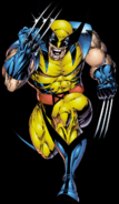 Marvel Comics - Wolverine with his claws out