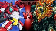 Shin Getter Robo vs. Genesic GaoGaiGar