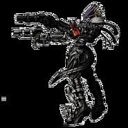 Beelzemon, Ai and Mako's Digimon Partner