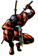 Deadpool, the Merc with a Mouth