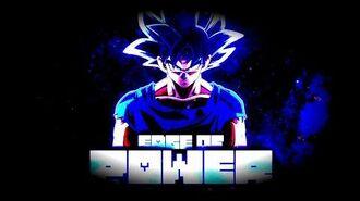 No AU - Edge Of Power A Goku Megalovania (Cover)