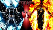 Magneto vs. Sinestro